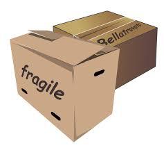 trasloco imballaggio