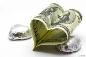 dollaro cuore