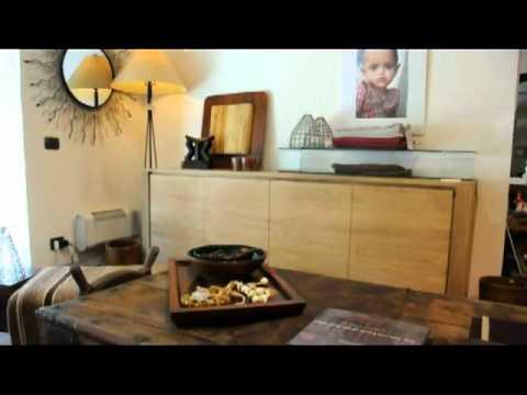 Come arredare un soggiorno in stile etnico?