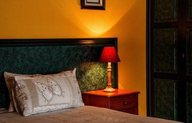 parete camera da letto